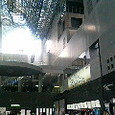 京都駅のホテルで研修終了