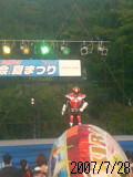 夏まつりで会えたね 仮面ライダー電王モモタロス