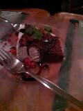 チョコレートシフォンケーキはお好き?