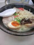 【昼飯】ダイエー池田とんこつラーメン