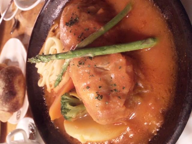 神戸屋キッチンでロールキャベツ